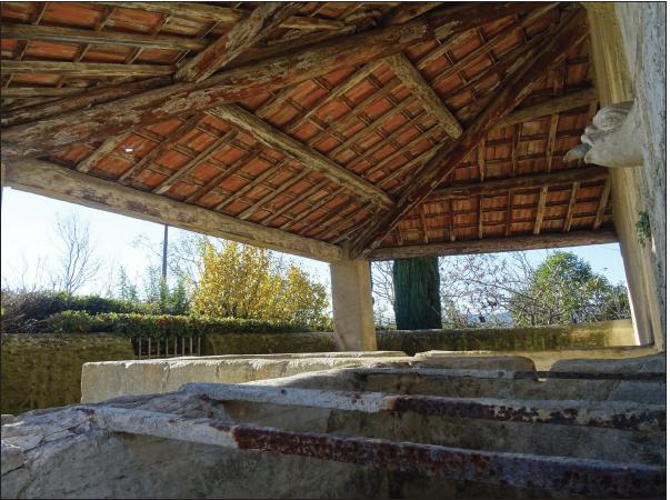 Lavoir-fontaine de l'Aube